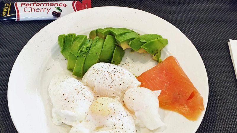 ontbijt Chris Froome Tour De France kPNI